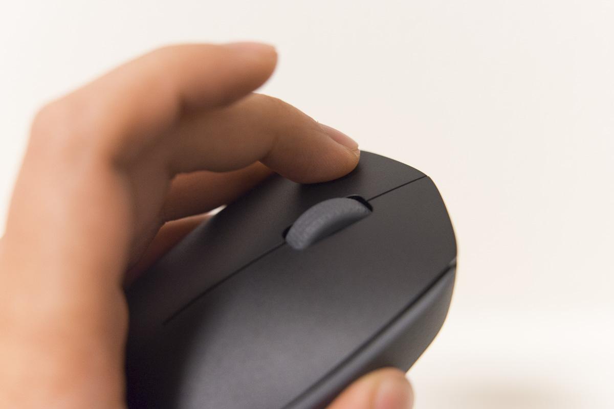 Logicool ロジクール ワイヤレスマウス M170BK