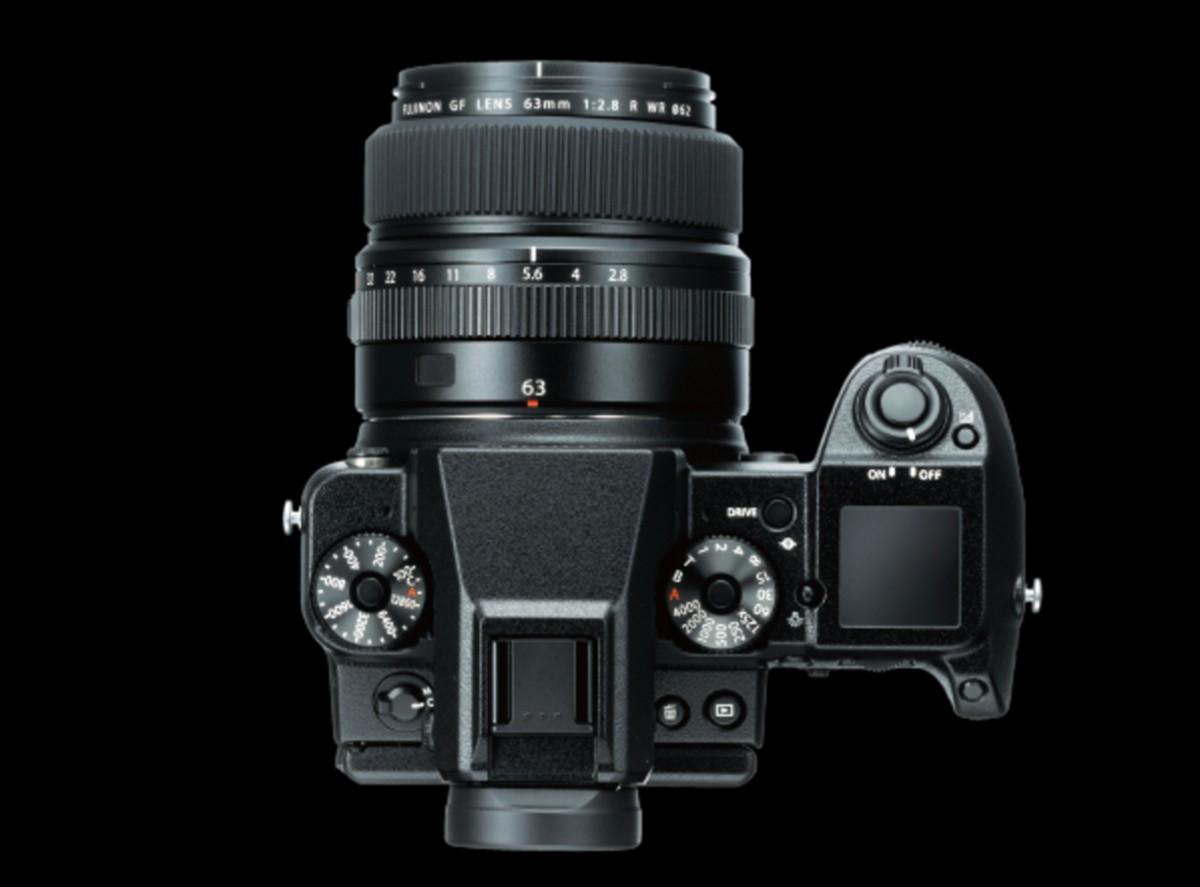 A small camera