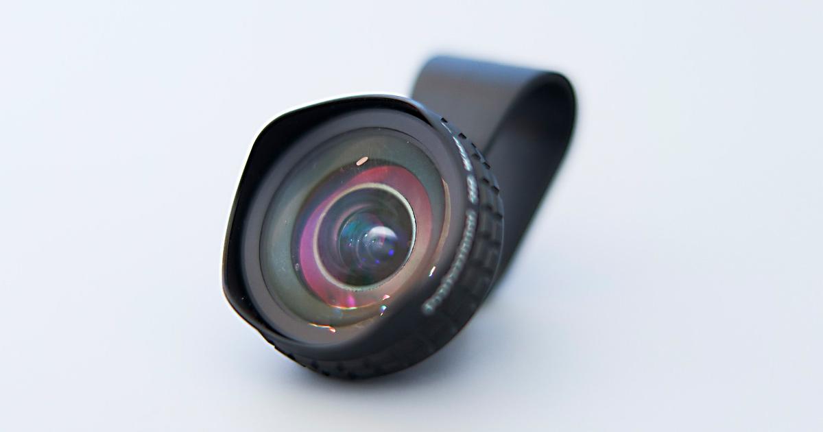 AUKEY 広角レンズ HD 110°0.7×ワイドレンズ