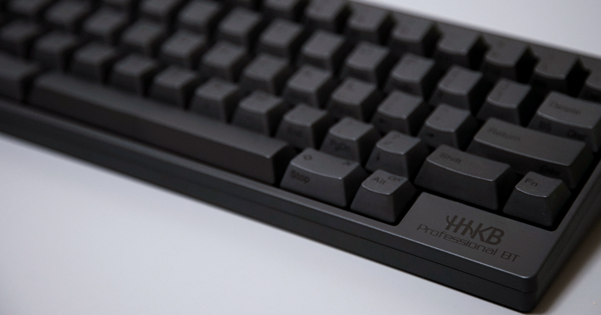 A close up of a computer keyboard