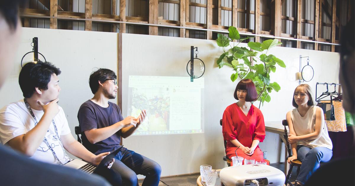 買うこと、売ることを考えるイベントに行って来たよ。 – 鎌田安里紗・赤澤える・EVERY DENIM「誇りを持ってつくる服、買う服」