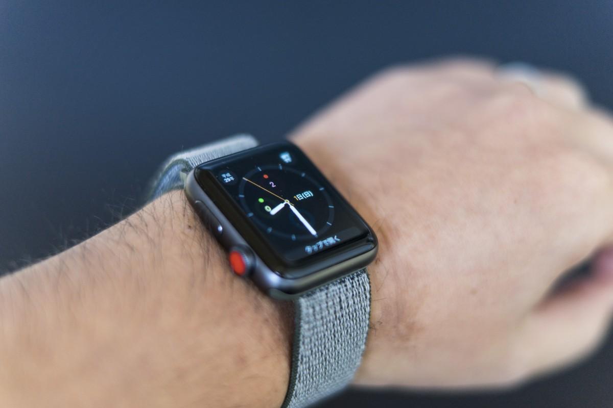 Apple Watch シリーズ3 黒