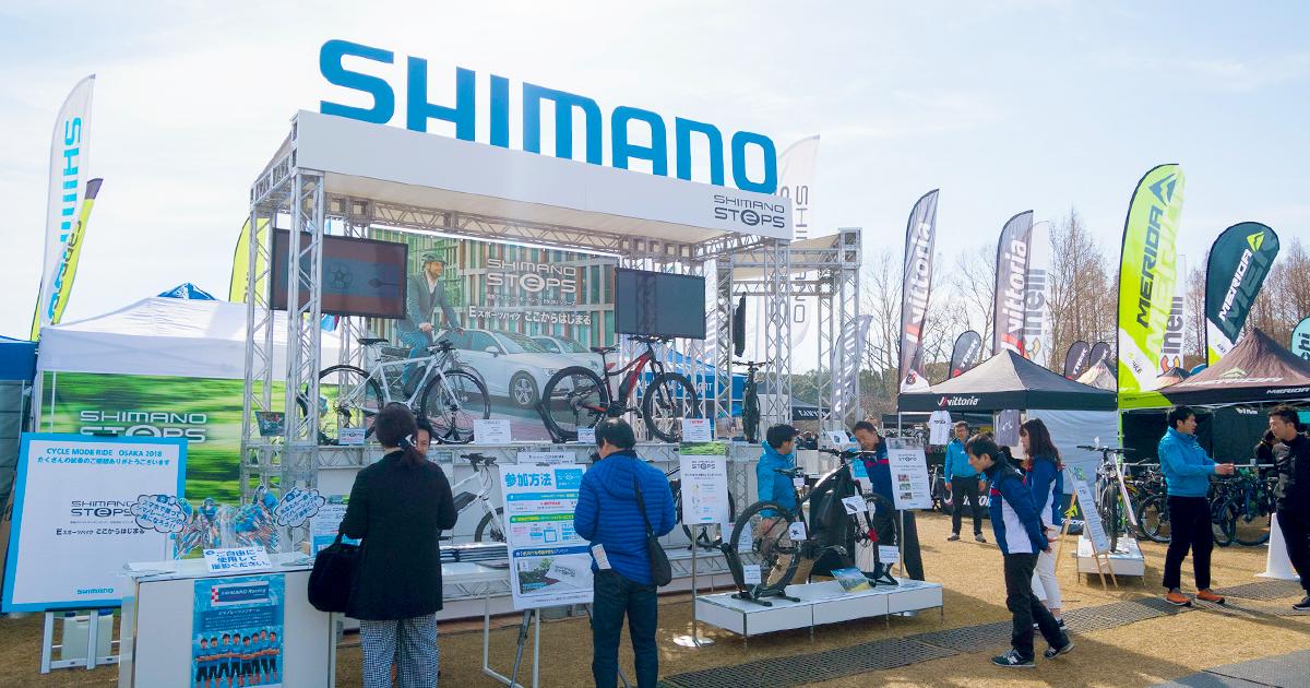 CYCLE MODE RIDE OSAKA で Eスポーツバイク3機種をガッツリ体験してきた【PR】