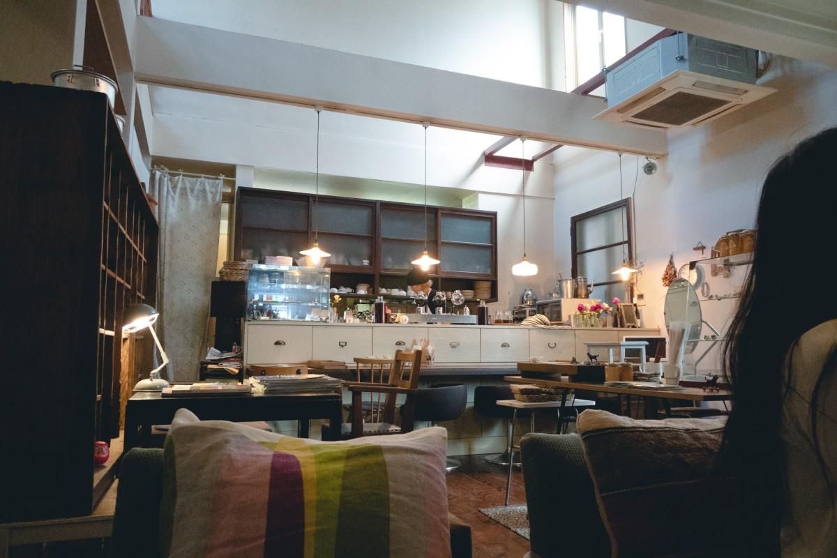 食堂カフェVIORIN