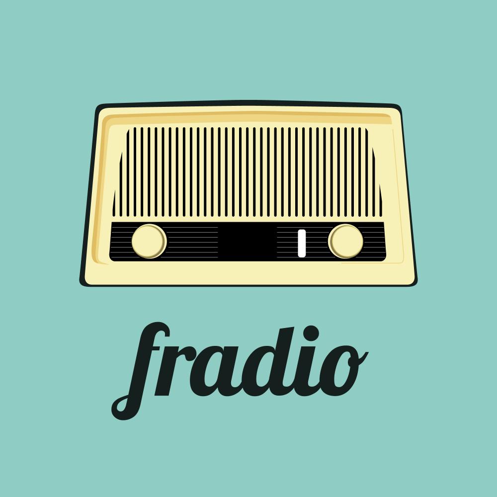 fradio新アートワーク